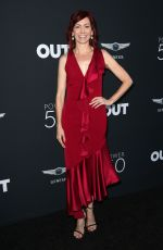 CARRIE PRESTON at Out Magazine