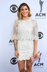 CASSADEE POPE at 11th Annual ACM Honors in Nashville 08/23/2017
