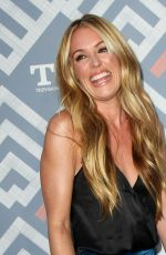 CAT DEELEY at Fox TCA After Party in West Hollywood 08/08/2017