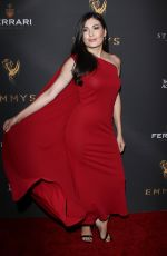 CELESTE THORSON at Emmys Cocktail Reception in Los Angeles 08/22/2017