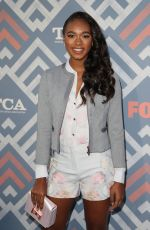CHANDLER KINNEY at Fox TCA After Party in West Hollywood 08/08/2017