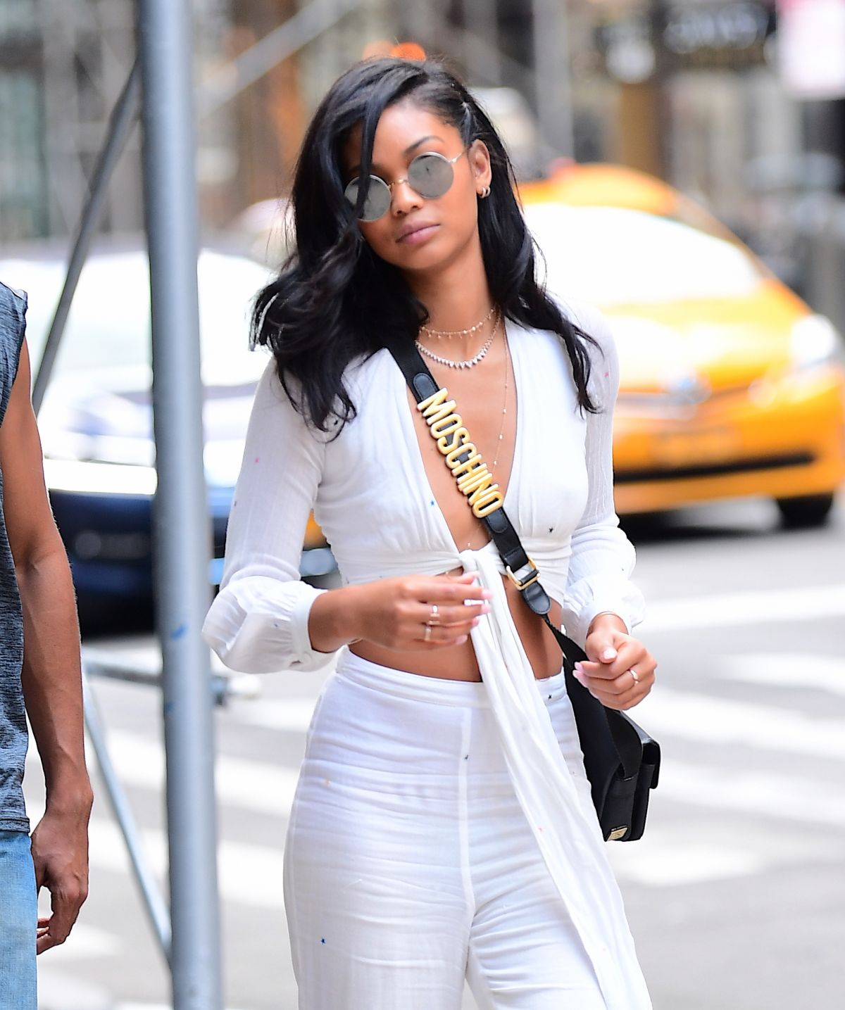 Chanel Iman naked (39 foto and video), Topless, Paparazzi, Selfie, braless 2006