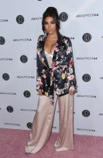 CHANTEL JEFFRIES at 5th Annual Beautycon Festival in Los Angeles 08/12/2017