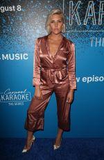 CHARISSA THOMPSON at Carpool Karaoke Series Launch in Los Angeles 08/07/2017