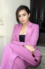 CHARLI XCX on the Set of a Photoshoot in Berlin 08/30/2017