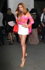 CHARLOTTE DAWSON at LOTD Launch Party in London 08/16/2017