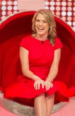 CHARLOTTE HAWKINS at This Morning TV Show in London 08/21/2017