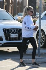 CHARLOTTE MCKINNEY Out and About in Malibu 08/19/2017