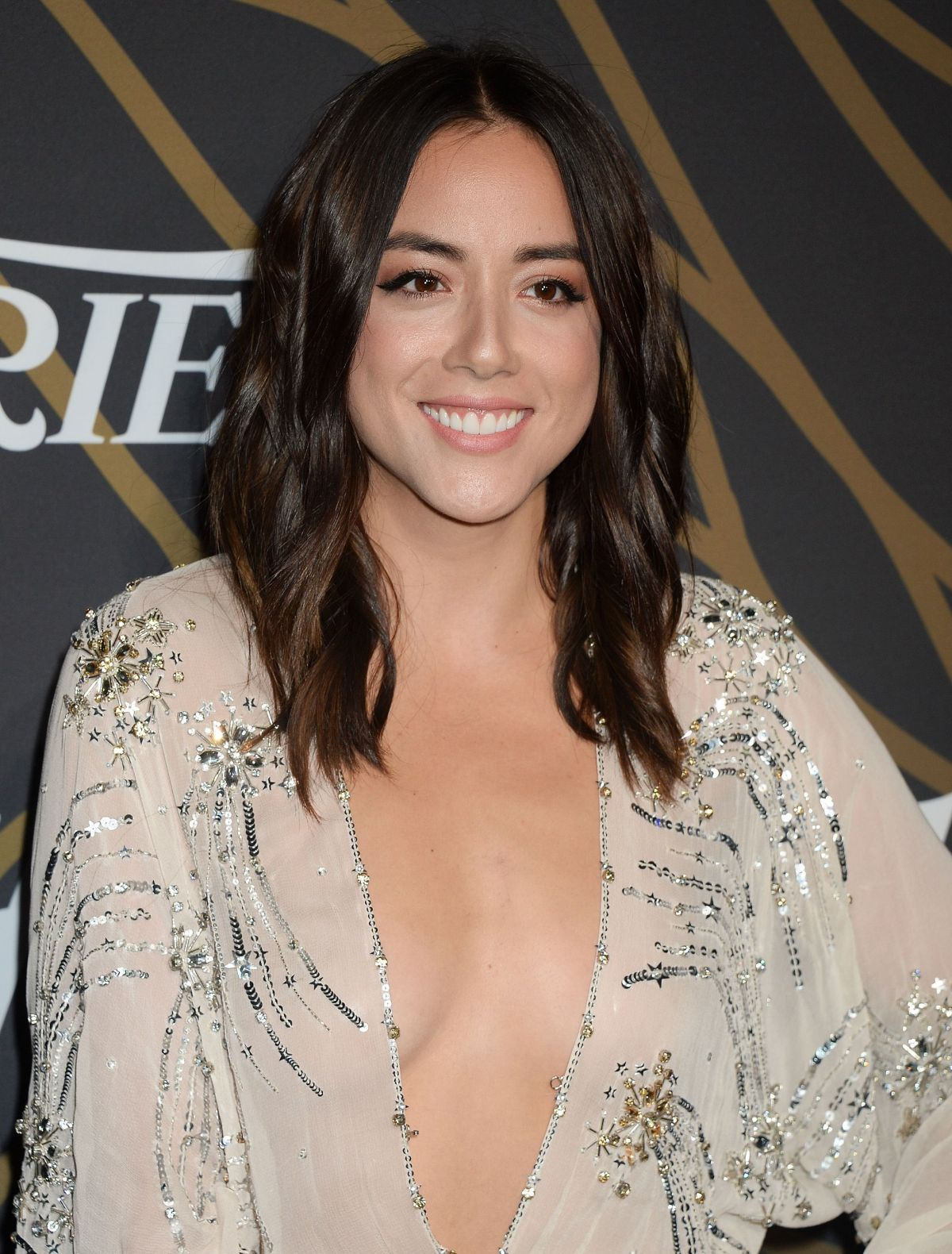 Young Chloe Bennet nude photos 2019