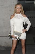 CHLOE CROWHURST at LOTD Launch Party in London 08/16/2017
