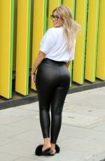 CHLOE FERRY at Geordie Shore Series Launch Photocall at MTV in London 08/29/2017