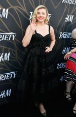 CHLOE MORETZ at Variety Power of Young Hollywood in Los Angeles 08/08/2017