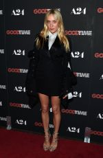 CHLOE SEVIGNY at Good Time Premiere in New York 08/08/2017