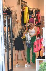 CHLOE SIMS Shopping at Bikini Brazil in Marbella 08/10/2017
