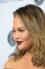CHRISSY TEIGEN at 5th Annual Beautycon Festival in Los Angeles 08/13/2017