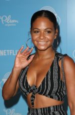 CHRISTINA MILIAN at True and the Rainbow Kingdom Premiere in Los Angeles 08/10/2017