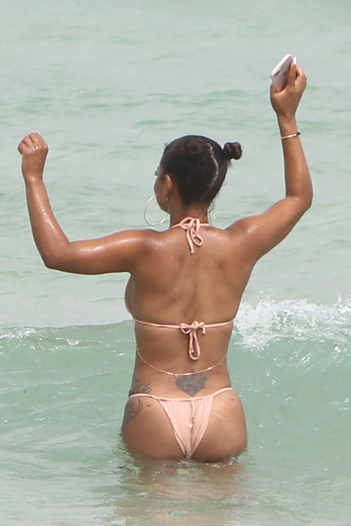 Christina splash bikini