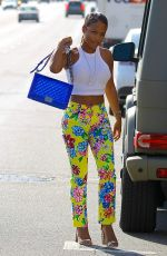 CHRISTINA MILIAN Out for Lunch in Studio City 08/29/2017