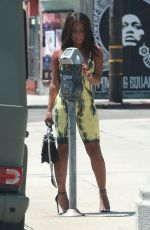 CHRISTINA MILIAN Out Shopping in West Hollywood 08/04/2017