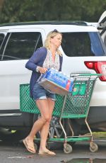 CHRISTINE TAYLOR Out Shopping in Hawaii 08/24/2017