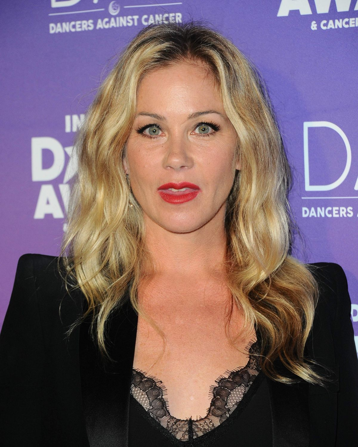 CHRISTINA APPLEGATE at Industry Dance Awards in Hollywood 08/16/2017