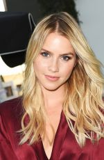 CLAIRE HOLT at Harper's Bazaar September Issue Dinner in West Hollywood 08/22/2017
