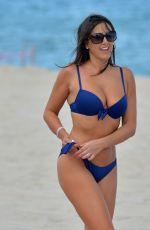 CLAUDIA ROMANI in Bikini on the Beach in West Palm Beach 07/30/2017