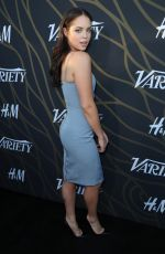 CLAUDIA SULEWSKI at Variety Power of Young Hollywood in Los Angeles 08/08/2017