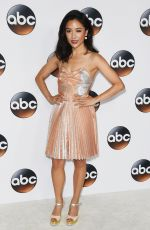 CONSTANCE WU at Disney/ABC TCA Summer Tour in Beverly Hills 08/06/2017