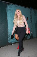 CORINNE OLYMPIOS at Republic Records' VMA After-party in Los Angeles 08/27/2017