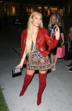 CORINNE OLYMPIOS at Showpo US Launch Party in Los Angeles 08/24/2017