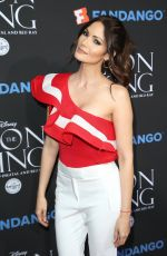 CYNTHIA OLAVARRIA at The Lion King Sing-along Screening in Los Angeles 08/05/2017