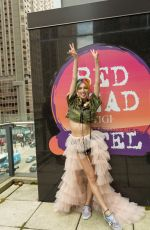 DANI THORNE at Bed Head Hotel Festival Pop-up at Hard Rock Hotel in Chicago 08/04/2017