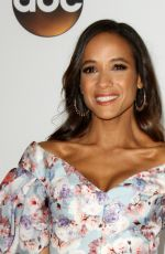 DANIA RAMIREZ at Disney/ABC TCA Summer Tour in Beverly Hills 08/06/2017