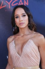 DANIA RAMIREZ at Lycan Premiere in Beverly Hills 08/15/2017