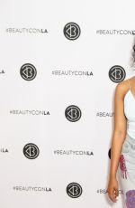 DANIELLA PERKINS at Beautycon LA at LA Convention Center in Los Angeles 08/13/2017