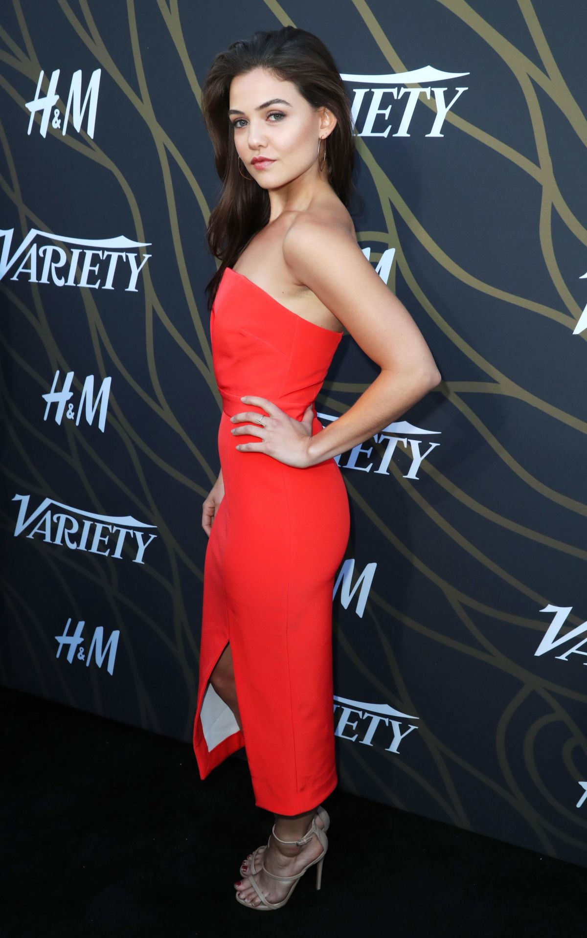 DANIELLE CAMPBELL at Variety Power of Young Hollywood in Los Angeles 08/08/2017