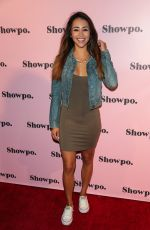 DANIELLE LOMBARD at Showpo US Launch Party in Los Angeles 08/24/2017