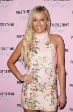 DANIELLE MOINET at The Prettylittlething x Olivia Culpo Launch in Hollywood 08/17/2017