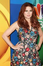 DEBRA MESSING at NBC Summer Press Tour in Los Angeles 08/03/2017