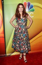 DEBRA MESSING at NBC Summer Press Tour in Los Angeles 08/03/2017