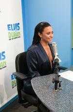 DEMI LOVATO at Elvis Duran Z100 Morning Show in New York 08/17/2017