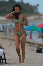 DESTINY SIERRA DELISIO in Bikini at a Beach in Miami 08/04/2017
