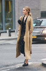 DIANNA AGRON Out and About in New York 08/16/2017