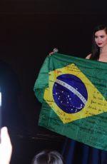 DOVE CAMERON at Descendants 2 Premiere in Sao Paulo 08/16/2017
