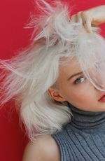 DOVE CAMERON for Raw Magazine, July 2017