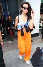 DUA LIPA Leaves Global Radio Studios in London 08/07/2017