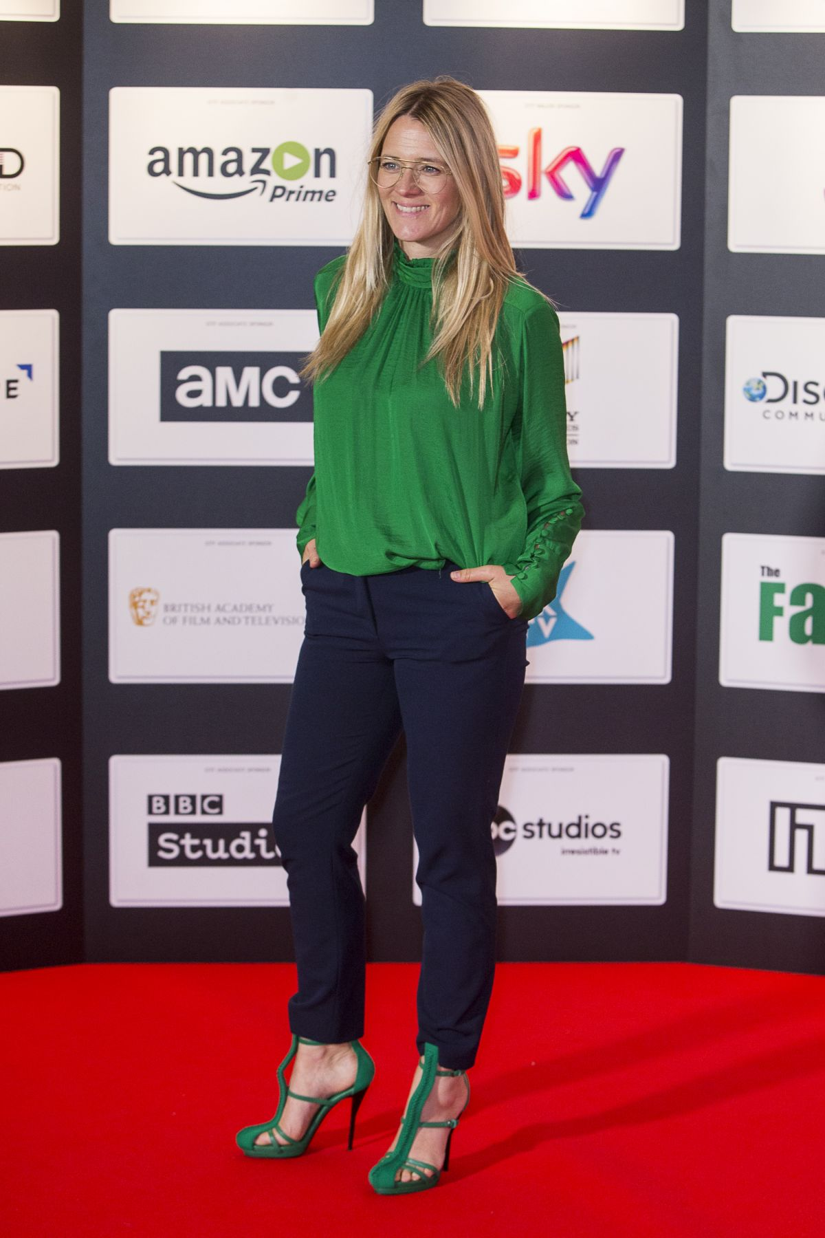 EDITH BOWMAN at Edinburgh International TV Festival 08/23/2017