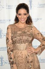 EDY GANEM at 32nd Annual Imagen Awards in Los Angeles 08/18/2017