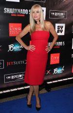 EILEEN DAVIDSON at Sharknado 5: Global Swarming Premiere in Las Vegas 08/06/2017
